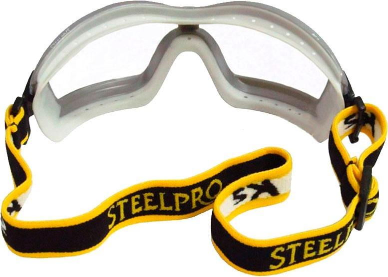 00a0fe899 Óculos De Segurança Steelpro K2 Incolor, Vedação De Silicone - R$ 46 ...