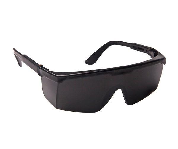 Óculos De Segurança Tipo Jaguar Fume Kalipso - R  4,20 em Mercado Livre d74cc3e208