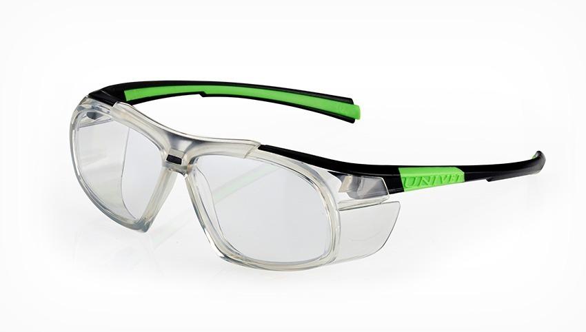 2383d7572c2d8 óculos de segurança univet ca39904 excelente para por grau. Carregando zoom.
