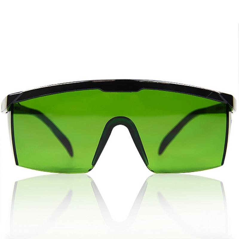 a3a47d59dc846 óculos de segurança verde proteção uv armação com regulagem. Carregando  zoom.