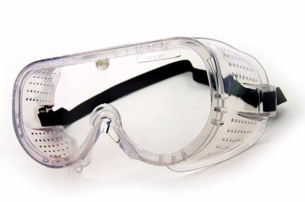 317f35c33d17c Óculos De Segurança Vonder Ampla Visão Perfurado Incolor - R  15,00 ...