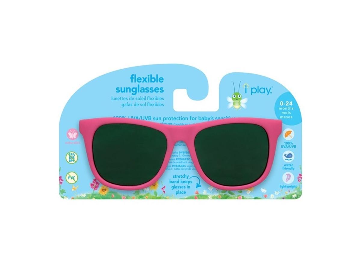 3dbf2623e58bf Óculos De Sol 2-4 Anos 100% Uv Pink - R  169