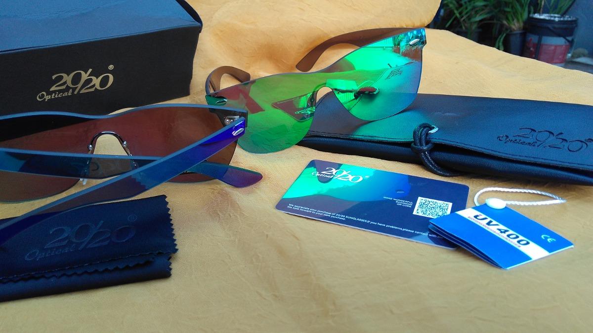 6c3737c4571cc oculos de sol 20 20 optical lente plana sem aro quadrado. Carregando zoom.