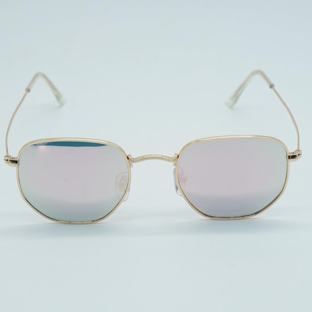 d04007b376a56 Oculos De Sol 3548 Hexagonal Varias 4 Unidades - R  200,00 em Mercado Livre