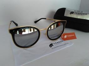 e7857b467 Oculos De Sol Ferrovia Feminino no Mercado Livre Brasil