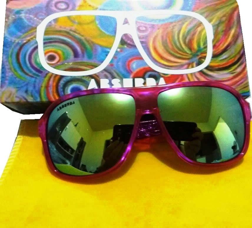 Óculos De Sol Absurda + Brinde - R  32,00 em Mercado Livre 262ca46c9e