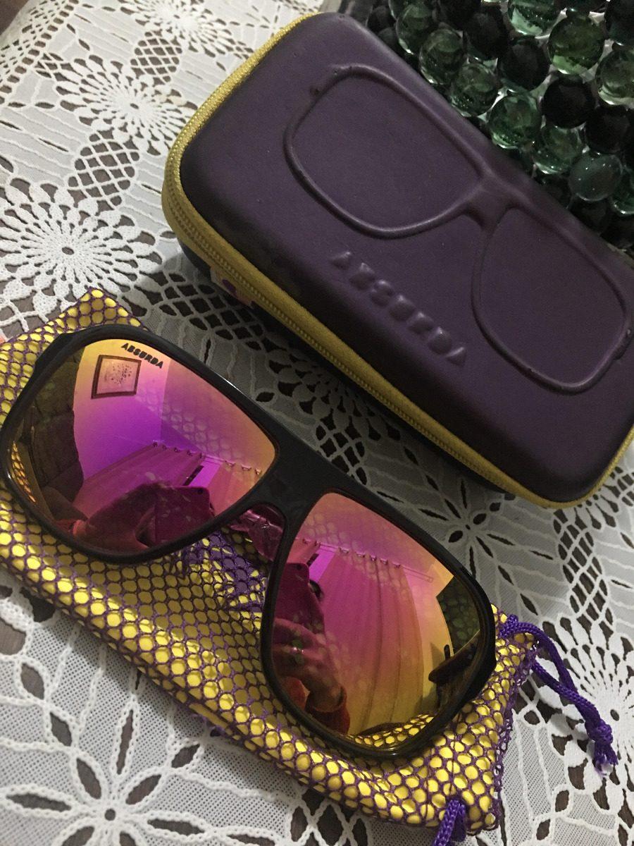 Óculos De Sol Absurda Calixto Original - R  120,88 em Mercado Livre 35b0b6b2ad