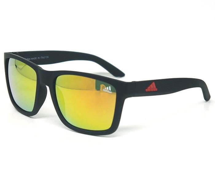 3061f0b20 Óculos De Sol adidas Azul, Preto E Vermelho! Mega Promoção - R$ 89 ...