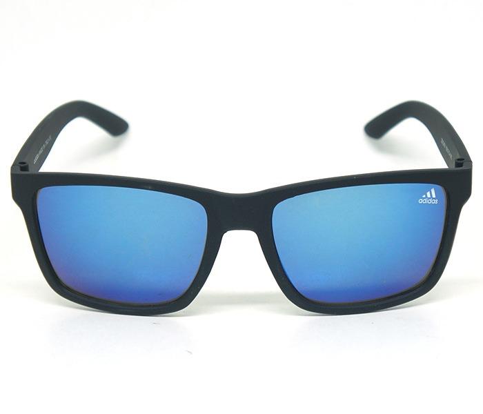 7dde578fb Óculos De Sol adidas Preto E Azul - R$ 39,99 em Mercado Livre