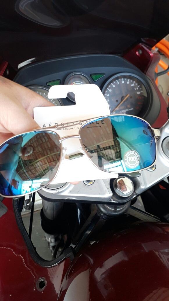 00a31260a80b2 Óculos De Sol Aeropostale Original Importada Usa - R  160,00 em ...