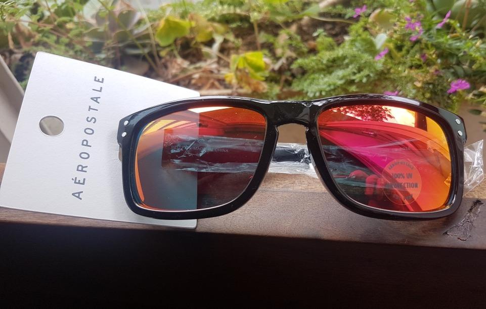 f6c78d6a046b1 Óculos De Sol Aéropostale Original - Pronta Entrega - R  90,00 em ...