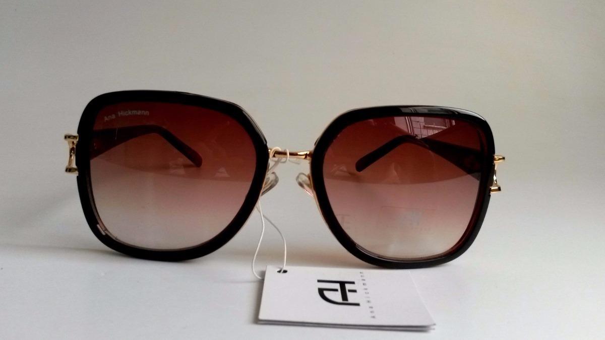 55ce33773bf71 Oculos De Sol Ana Hickman Original Feminino Frete Grátis - R  121,45 ...