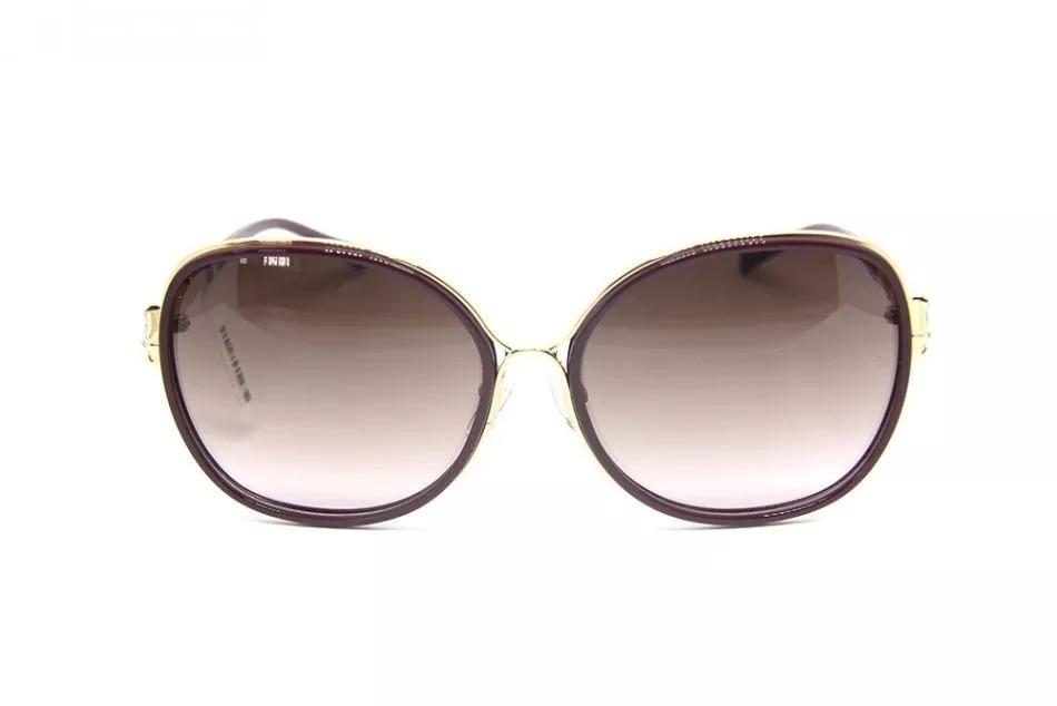 c10e89af2c9d3 Óculos De Sol Ana Hickmann 3141 D01 - R  319,00 em Mercado Livre