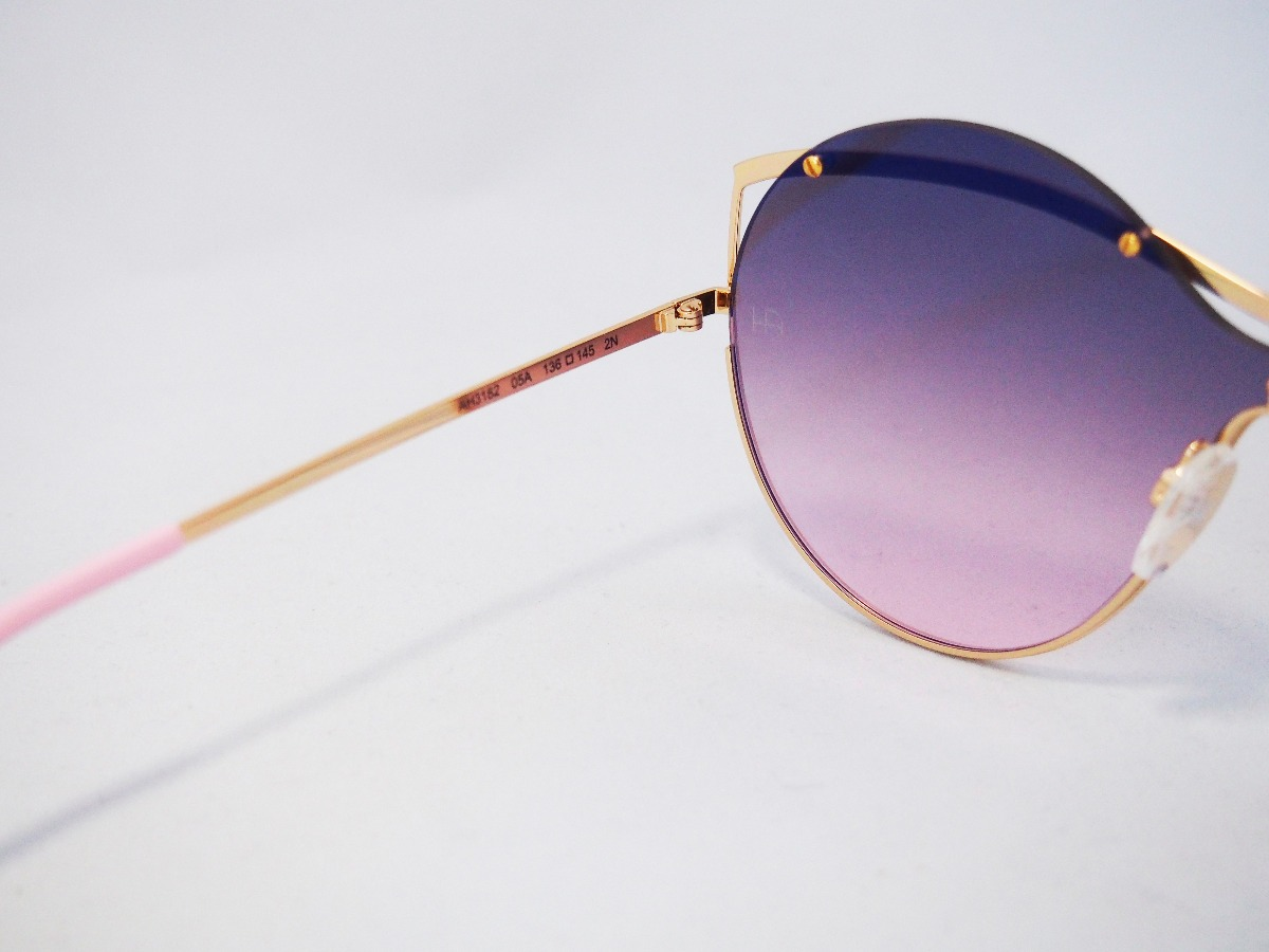 Óculos De Sol Ana Hickmann Ah3182 Grande Original Nfe - R  350,00 em ... a0bcdd0885