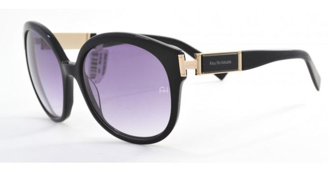 Óculos De Sol Ana Hickmann Ah9189 A01 Acetato Feminino - R  396,75 ... dab91e8793
