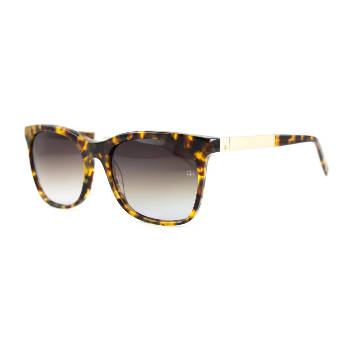 2a0f22a5da68a óculos de sol ana hickmann - ah9198 g21 - tartaruga. Carregando zoom.