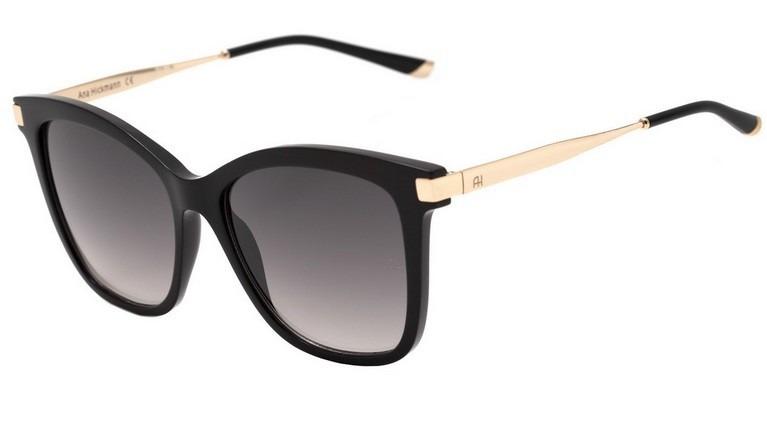 Oculos De Sol Ana Hickmann Ah9237 A01 Preto Durado - R  399,00 em ... 47d9ed873c