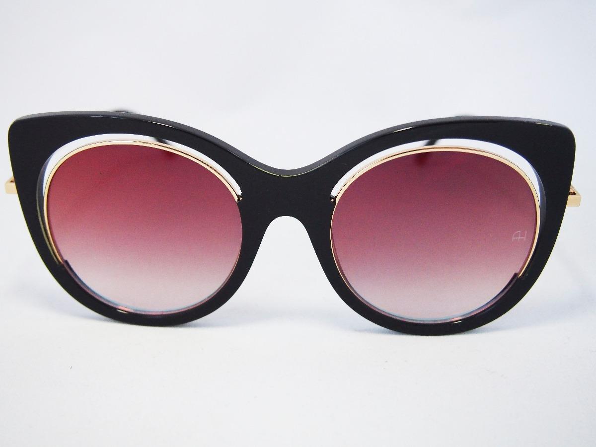 Óculos De Sol Ana Hickmann Ah9265 Grande Original Nfe - R  350,00 em ... 540290a457
