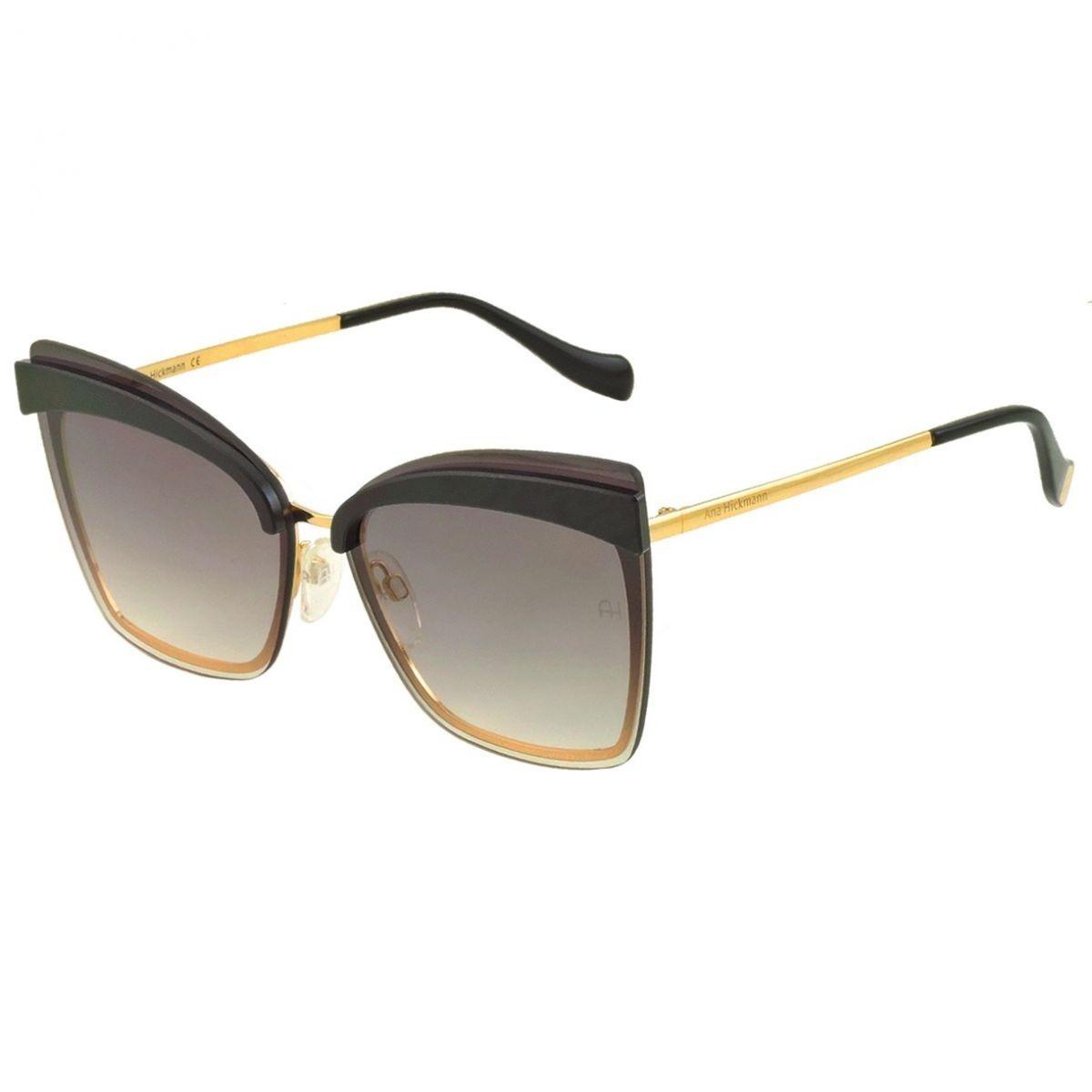 Óculos De Sol Ana Hickmann Feminino Ah3177 04a - R  457,65 em ... c140fe5129