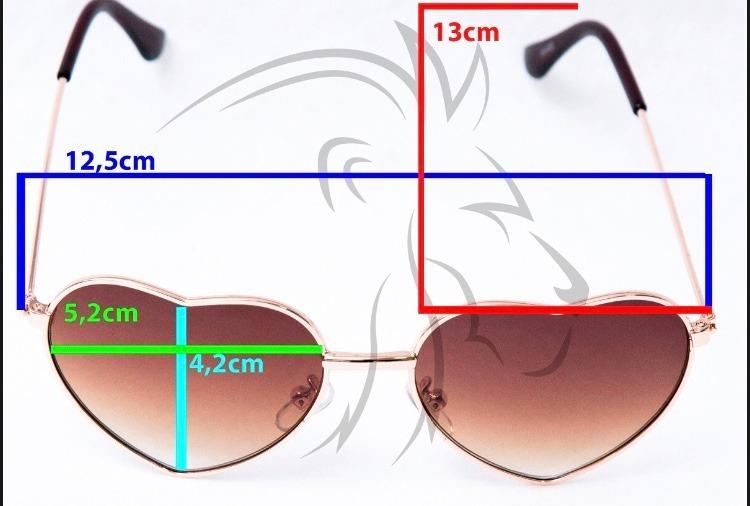 Óculos De Sol Armação Infantil Coração Colorido Frete Gratis - R  65 ... 117b077cba