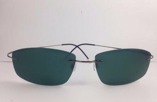 Óculos De Sol Armação Titanium Sem Aro Polarizado  Masculino - R  89 ... ad505715dd
