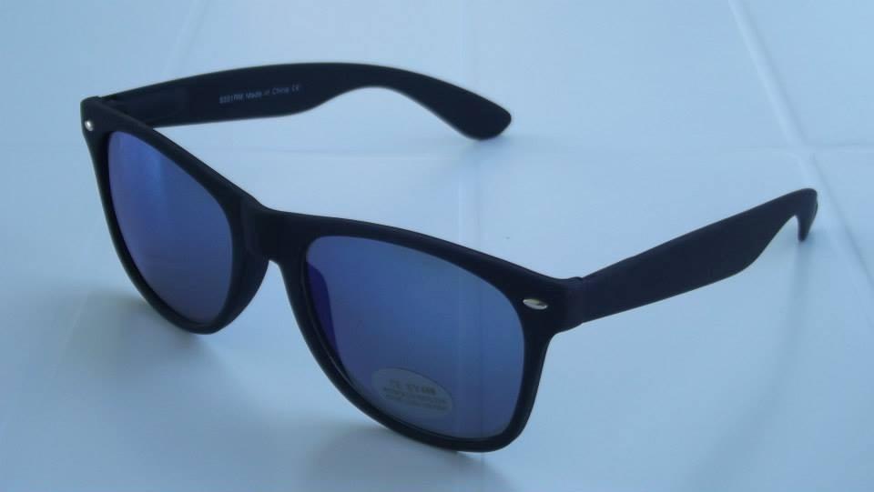 49ccfd89aceec Óculos De Sol Armação Wayfarer Lente Azul - R  30,00 em Mercado Livre