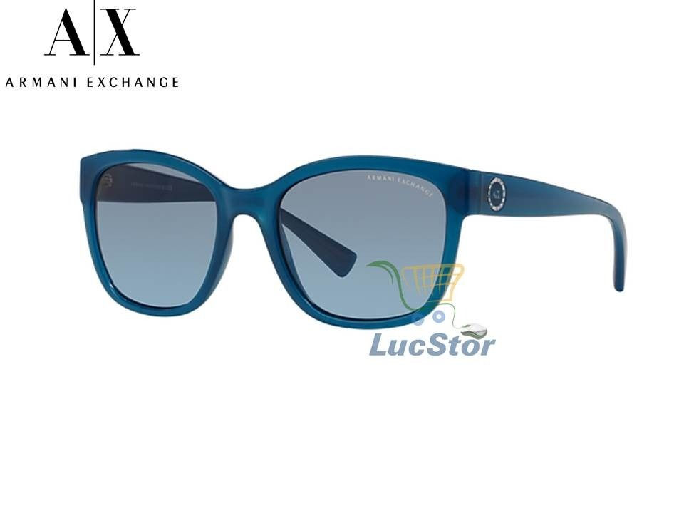 1b2b631c0 oculos de sol armani exchange ax4046sl 8172/8f-55 feminino. Carregando zoom.