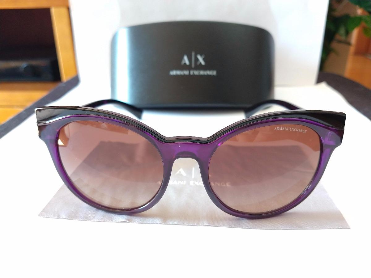 a4b99d2d835 óculos de sol armani exchange ax4064sl. Carregando zoom.