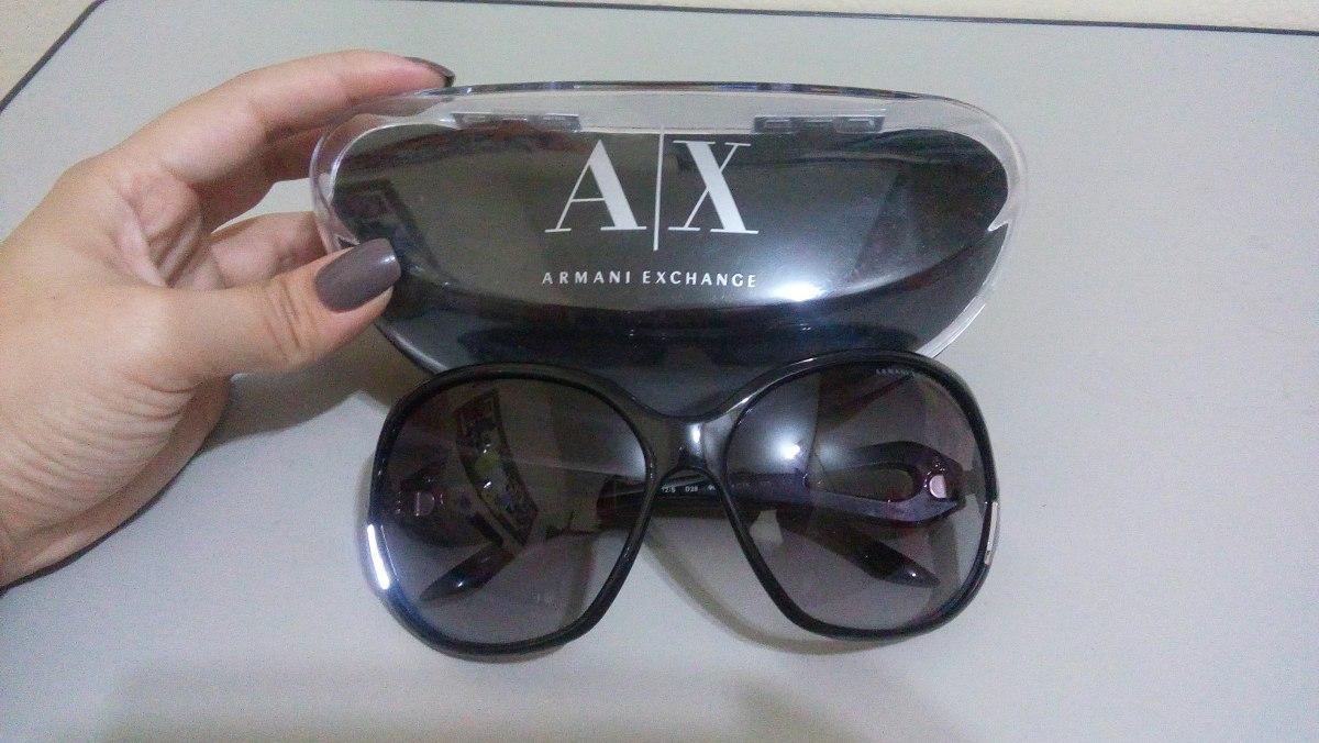 c0034ddc8 Óculos De Sol- Armani Exchange Feminino - R$ 60,00 em Mercado Livre