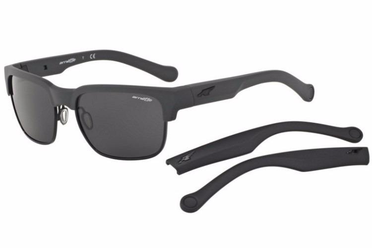 78fc973bb5c48 Óculos De Sol Arnette Dean 4205 Cinza preto - R  199