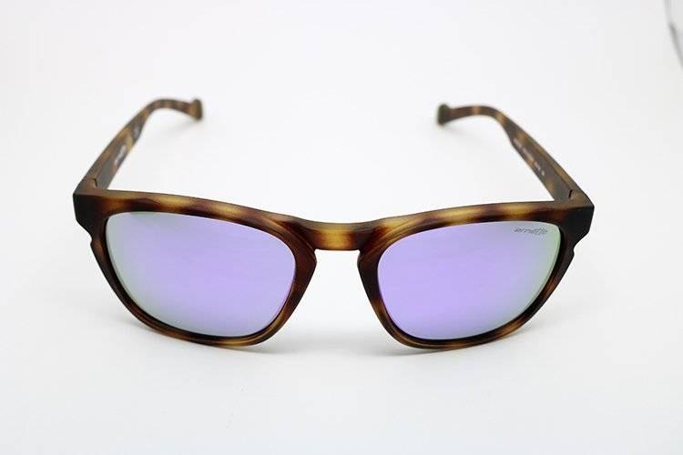 9bb40d231cf36 Óculos De Sol Arnette Groove 4203 Marrom - R  243