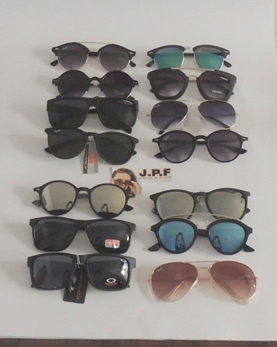 Oculos De Sol Atacado Kit Com 15 Peças - R  180,00 em Mercado Livre af52db9ec2