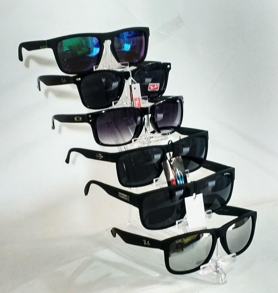 42ebeaea98c73 Oculos De Sol Atacado Kit Com 15 Peças - R  180,00 em Mercado Livre