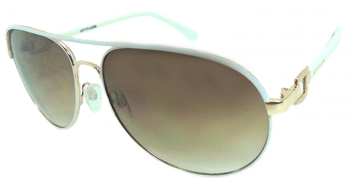 f7334f174 Óculos De Sol Atitude At3159 04a - R$ 178,00 em Mercado Livre