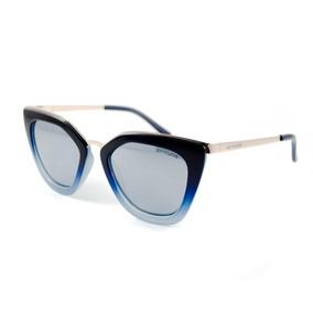 4a44bd2a3 Óculos De Sol Atitude Azul - Óculos no Mercado Livre Brasil