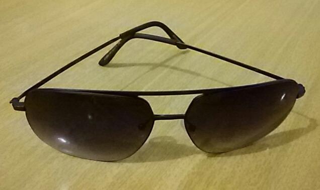 ffe68af9001a7 Óculos De Sol Atitude. Ôculos Escuros Marca Atitude. Novo. - R  120 ...