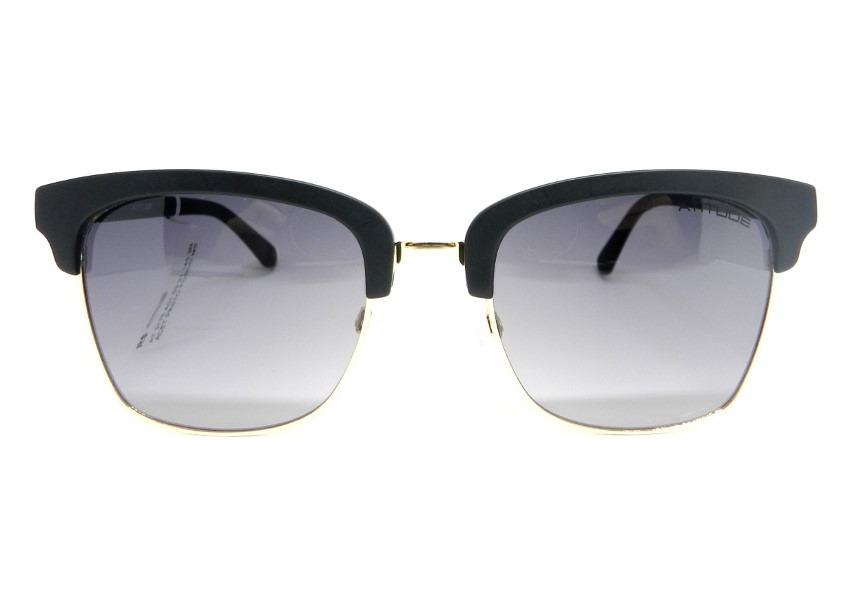 Óculos De Sol Atitude Feminino At3175 A01 - R  207,75 em Mercado Livre 1a5486b9fb