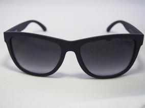 9dc6d776e Óculos De Sol Atitude Masculino At5397 Azul Marinho Grande