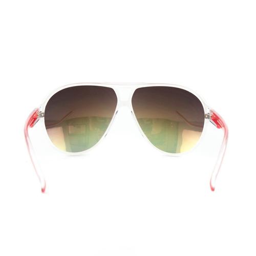 0ad066492d672 Óculos De Sol Atitude Mma - At5155 H02 - Branco - R  159