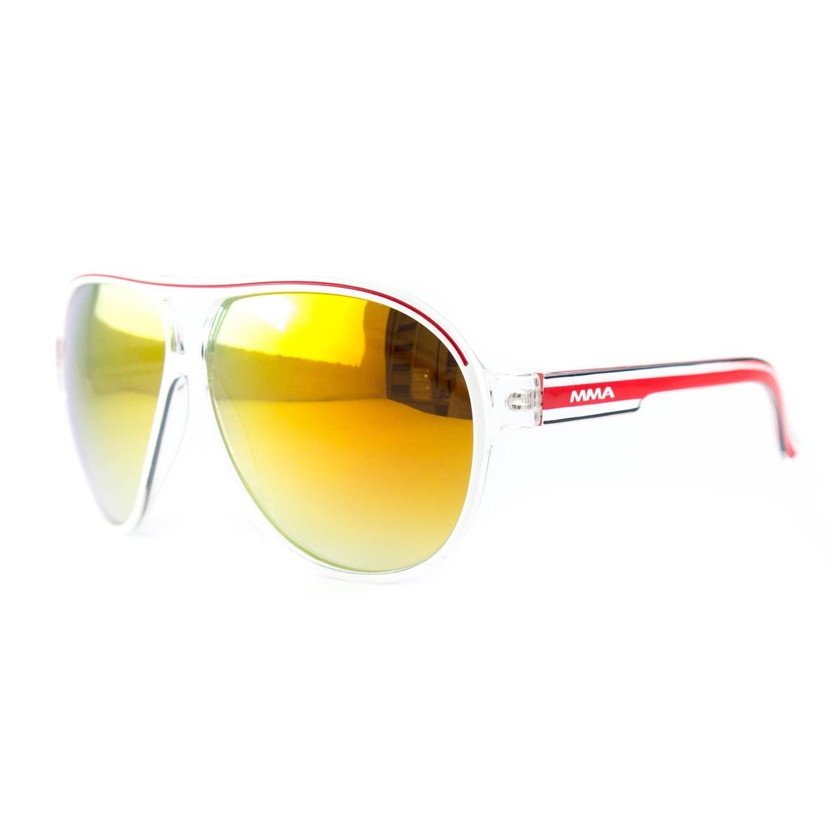 2de59ae2351b8 óculos de sol atitude mma - at5155 h02 - branco. Carregando zoom.