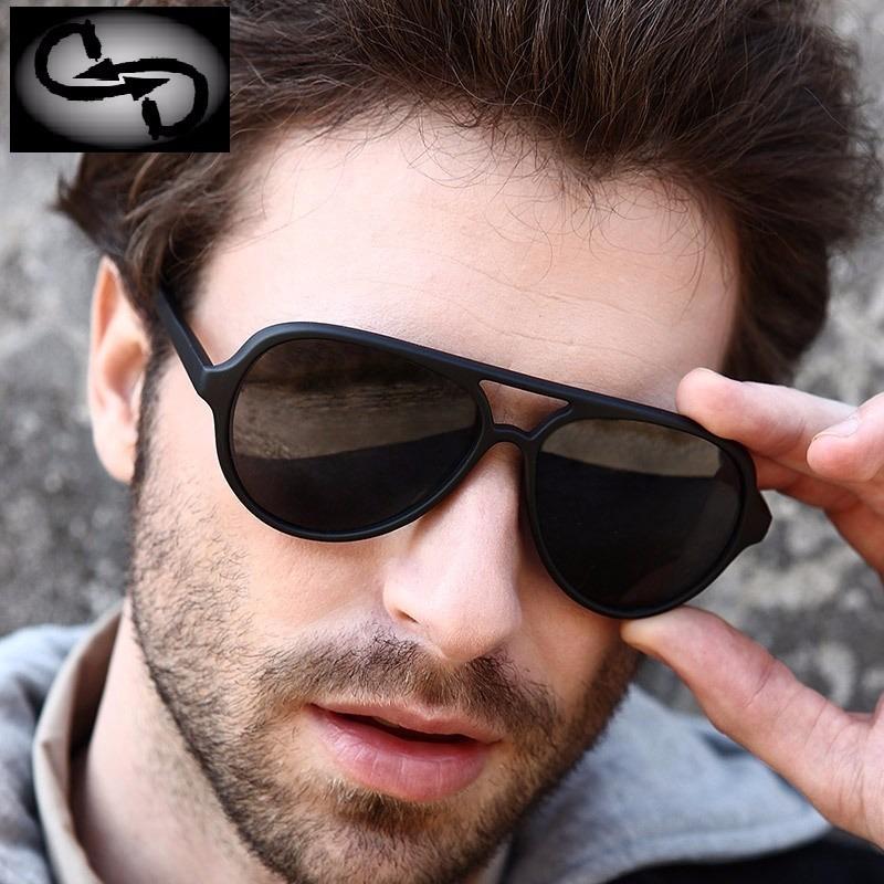 Óculos De Sol Aviador Acetato Uv400 Lente Acrílico - R  54,90 em ... ebbfb4acee
