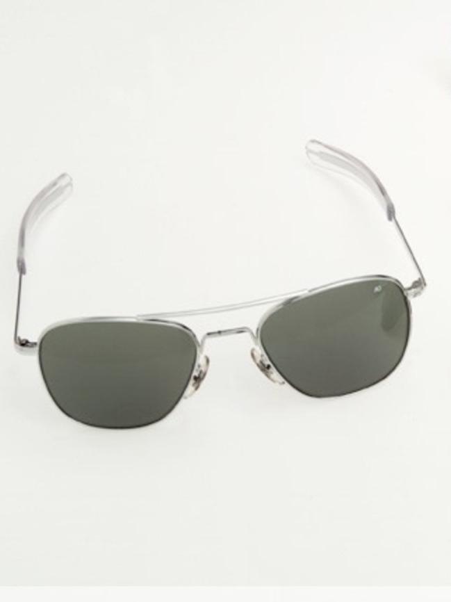 óculos de sol aviador ao american optical usa original. Carregando zoom. 67c2db6d00