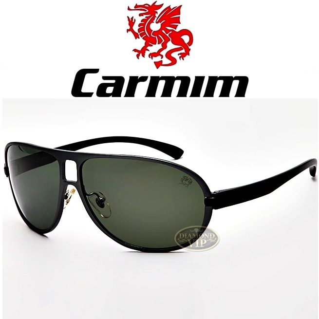 8662e637ef049 Óculos De Sol Aviador Carmim Masculino Preto Novo Original - R  599 ...
