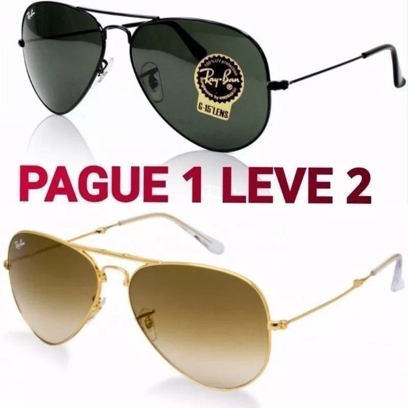 c47eb8228eedb oculos de sol aviador classico de cristal cores variadas. Carregando zoom.