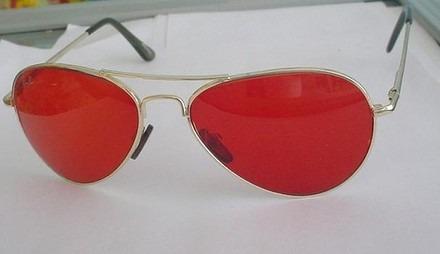5e0f39e85b5fa Óculos De Sol Aviador Cromado C  Lentes Rave - R  119