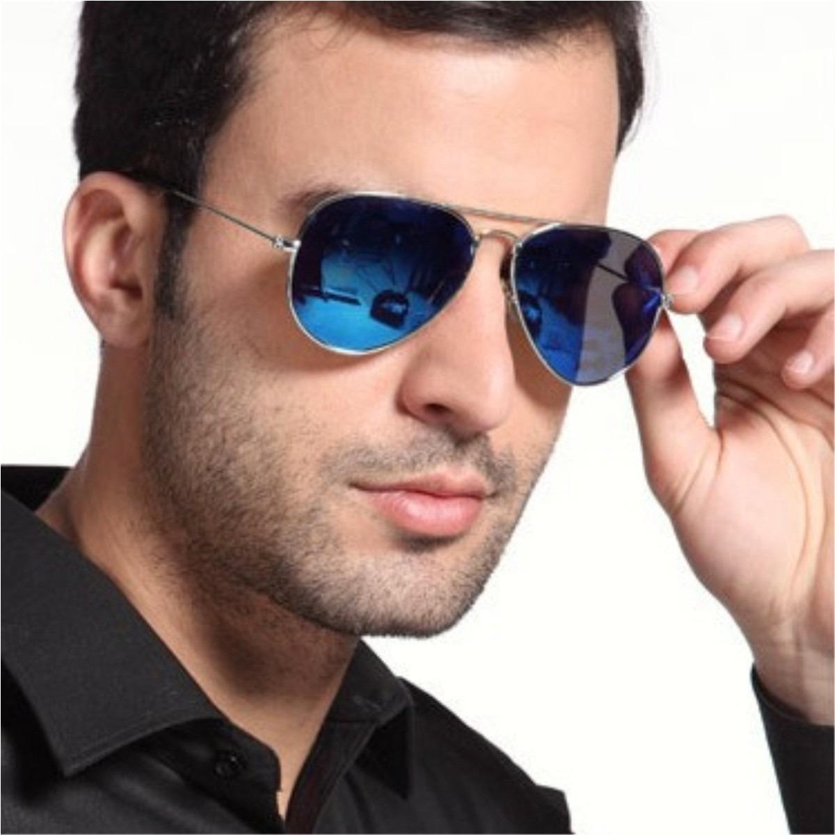 1479a26820214 óculos de sol aviador espelhado lindo unisex top qualidade. Carregando zoom.