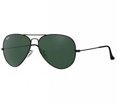 37df621df25ba Oculos De Sol Aviador Feminino Masculino Case Barato Preto - R  39 ...