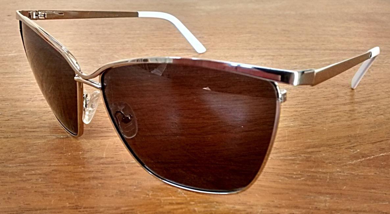 ce855787c oculos de sol aviador gatinho retro lentes polarizadas. Carregando zoom.