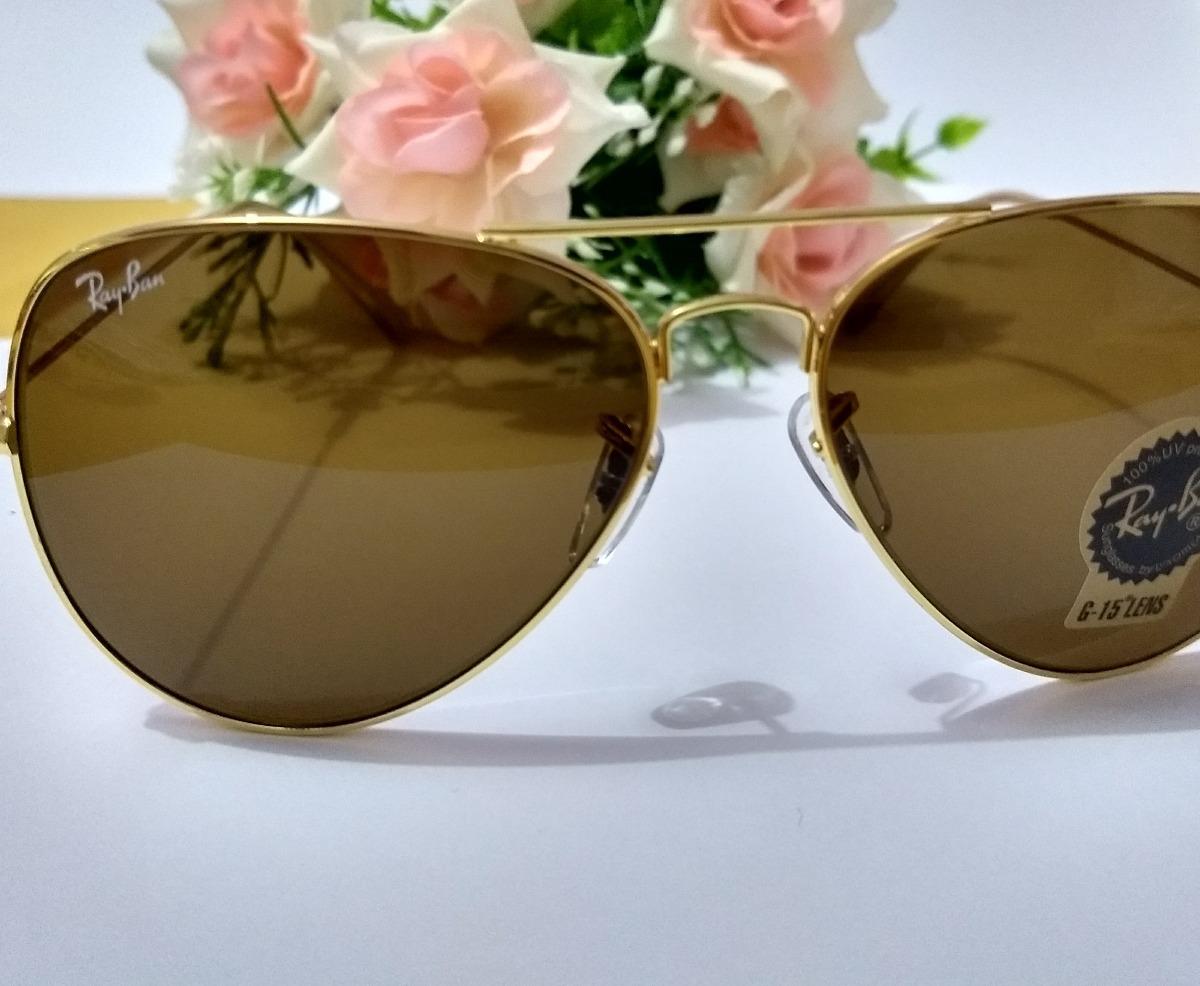 óculos de sol aviador importado 3025 feminino masculino. Carregando zoom. db098cbb9e
