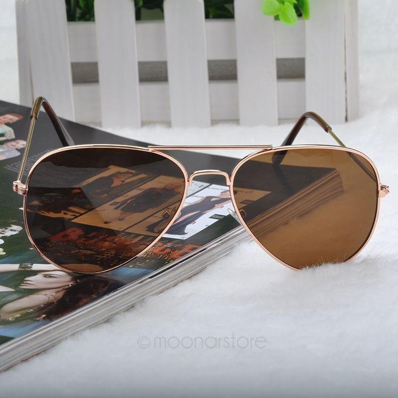 6d7bb708282da Óculos De Sol Aviador M Masculino Feminino - R  17,90 em Mercado Livre